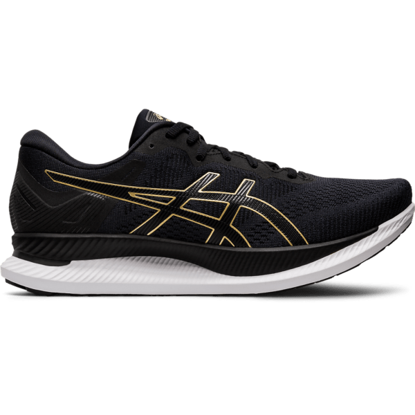 Asics Glideride M (Black/Pure Gold)