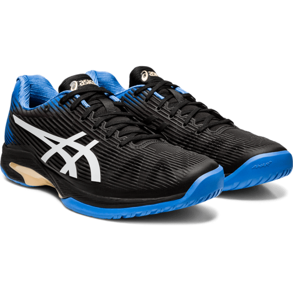 Asics Solution Speed FF M 2020 (Black/Blue Coast)