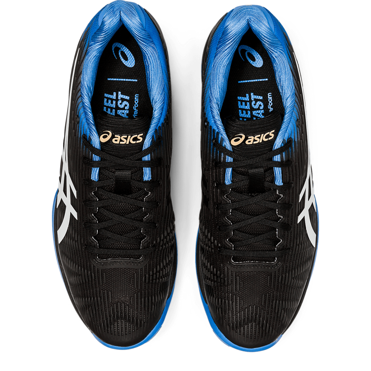 Asics Solution Speed FF M 2020 (Black/Blue Coast)