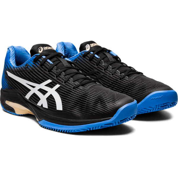 Asics Solution Speed FF Clay M 2020 (Black/Blue Coast)