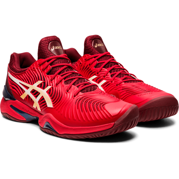 Asics Court FF 2 M 2020 (Classic Red/White)