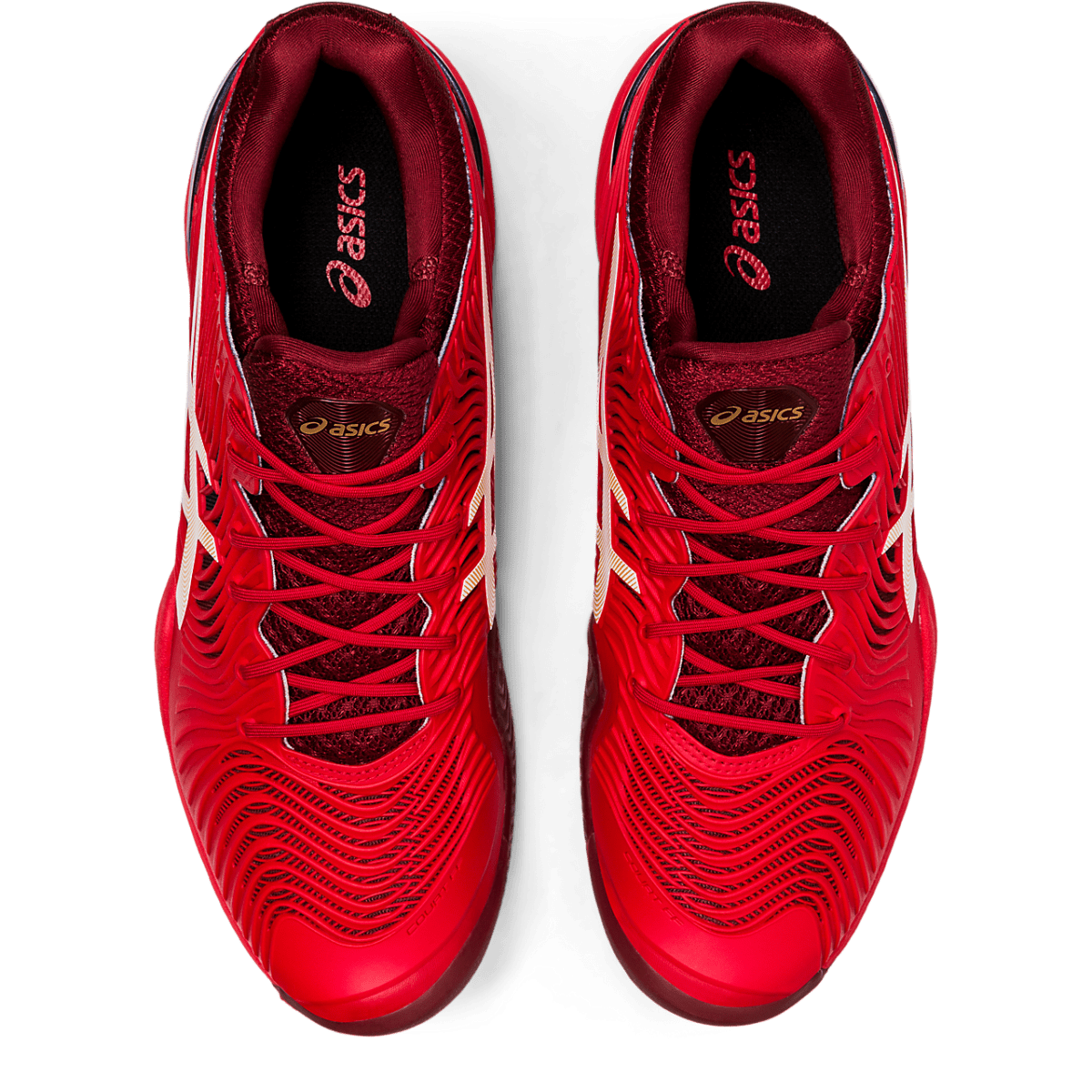 Asics Court FF 2 M 2020 (Classic Red/White)