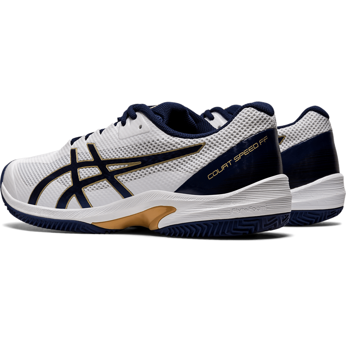 Asics Court Speed FF Clay M 2020 (White/Peacoat)