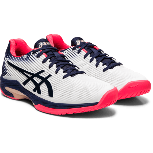 Asics Solution Speed FF W 2020 (White/Peacoat)