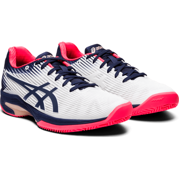 Asics Solution Speed FF Clay W 2020 (White/Peacoat)