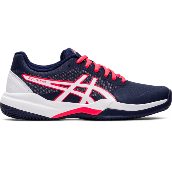 Asics Gel-Game 7 Clay/OC W 2020 (Peacoat/White)