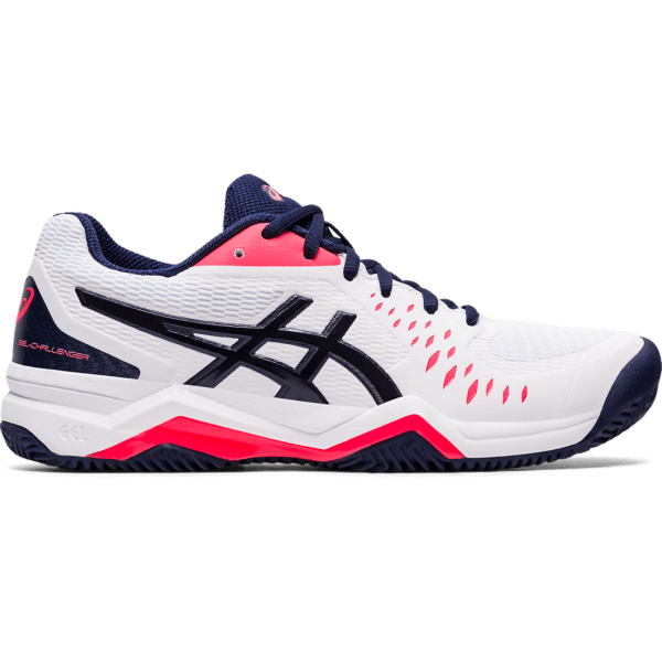 Asics Gel-Challenger 12 Clay W 2020 (White/Peacoat)