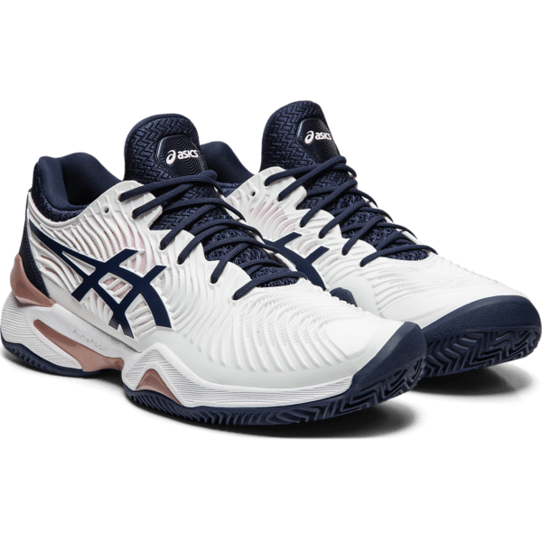 Asics Court FF 2 Clay W 2020 (White/Peacoat)