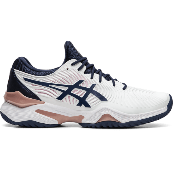 Asics Court FF 2 W 2020 (White/Peacoat)
