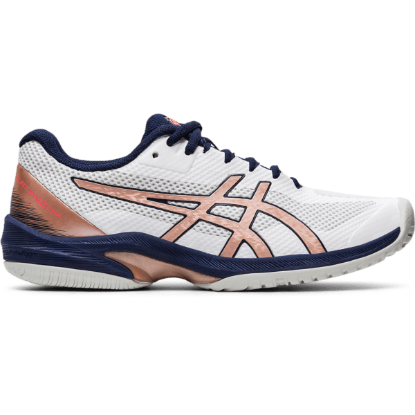 Asics Court Speed FF W 2020 (White/Rose Gold)