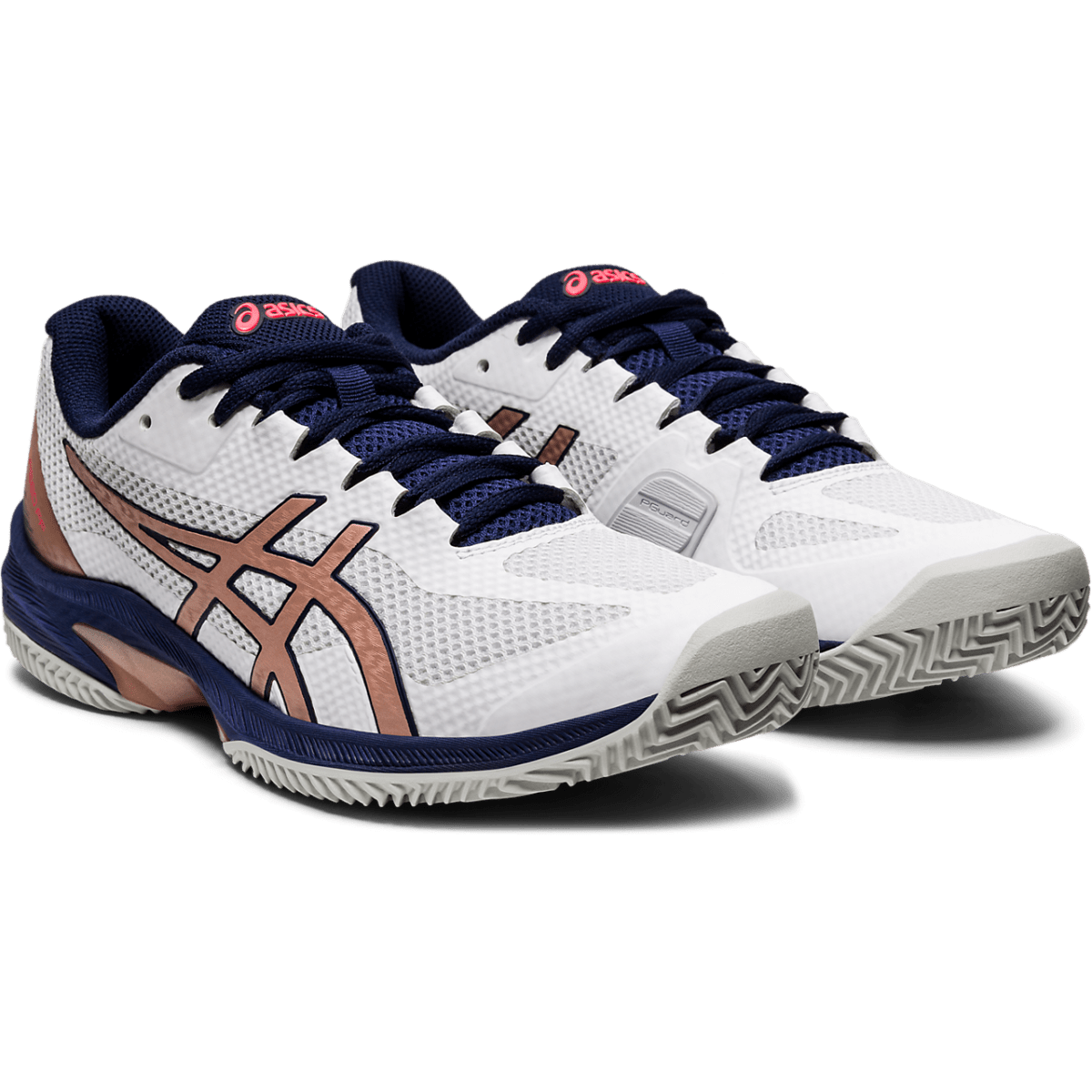 Asics Court Speed FF Clay W 2020 (White/Rose Gold)