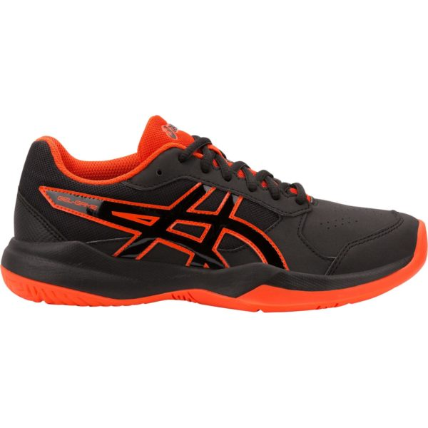 Asics Gel-Game 7 GS (Black/Cherry Tomato)