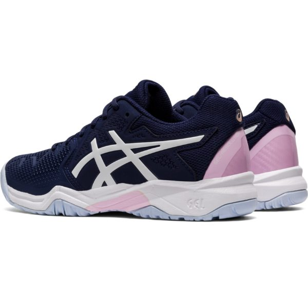 Asics Gel-Resolution 8 GS 2020 (Peacoat/Cotton Candy)