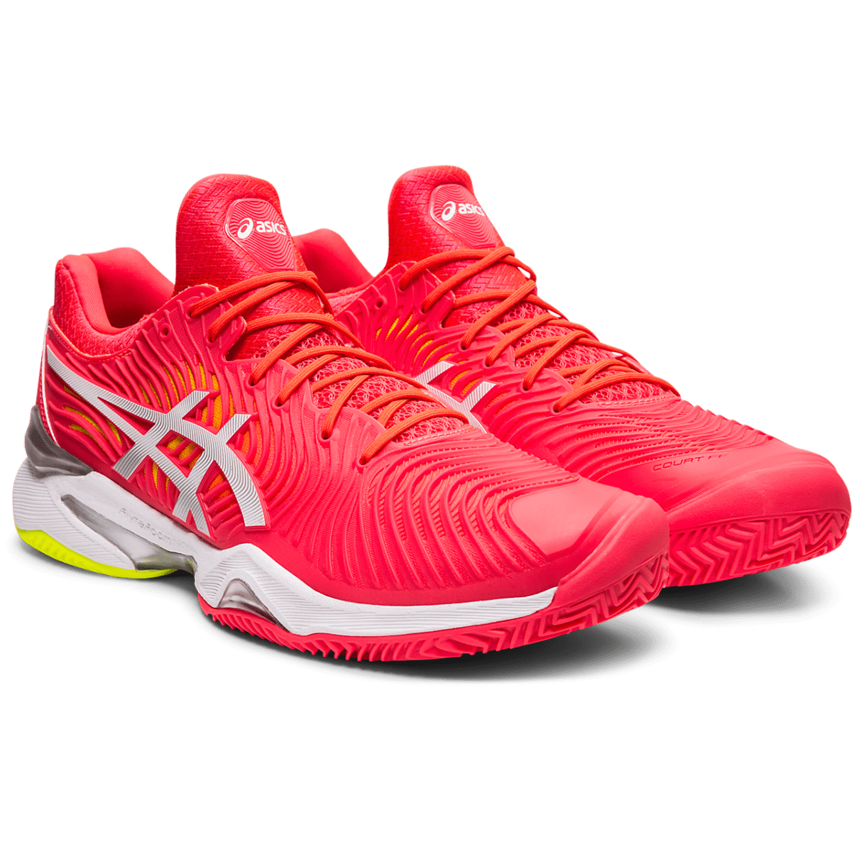 Asics Court FF 2 Clay W (Laser Pink/White)