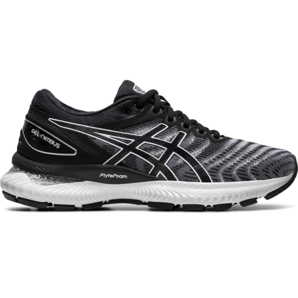 Asics Gel-Nimbus 22 W 2020 (White/Black)
