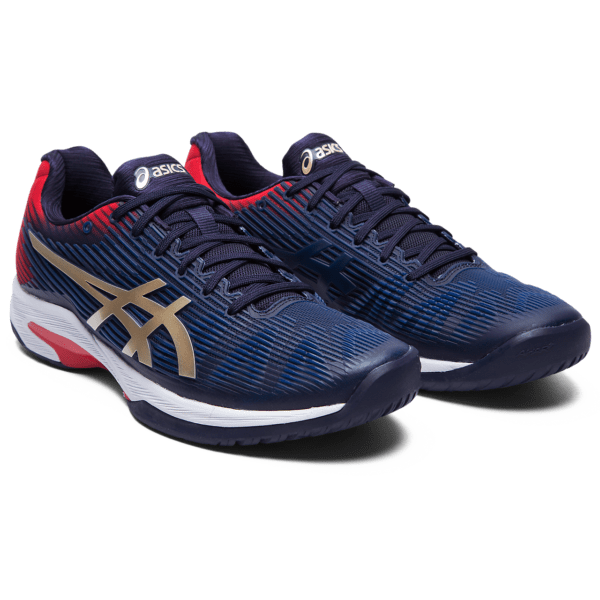 Asics Solution Speed FF M 2020 (Peacoat/Champagne)