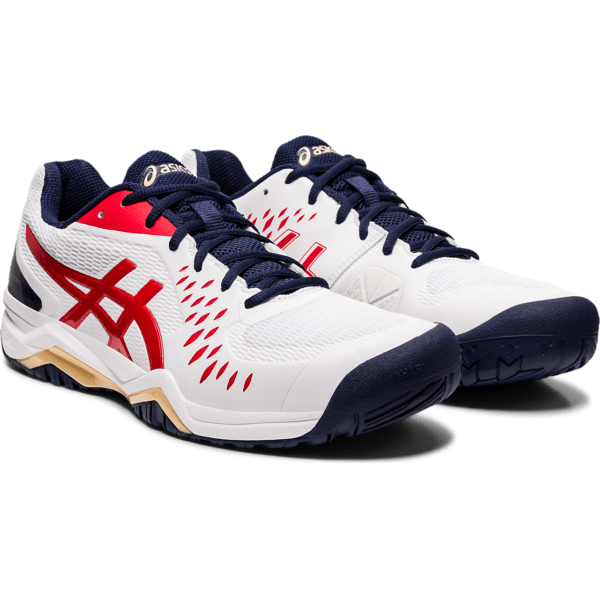 Asics Gel-Challenger 12 M 2020 (White/Classic Red)