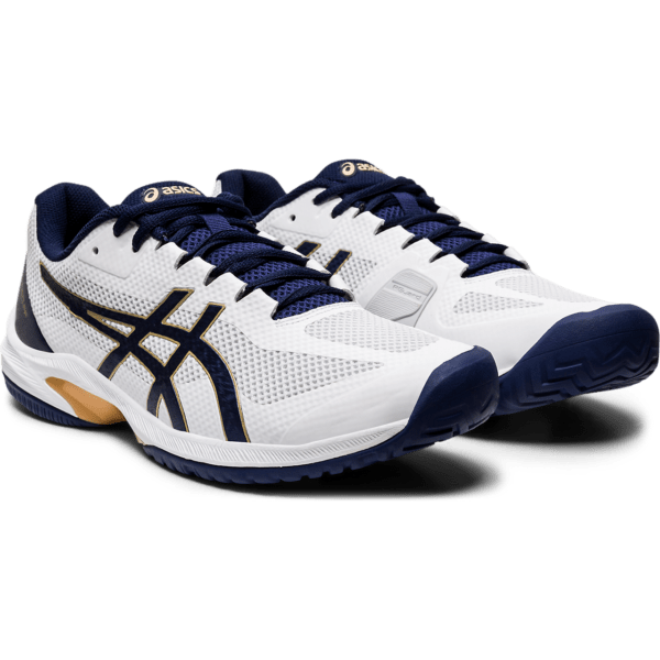 Asics Court Speed FF M 2020 (White/Peacoat)