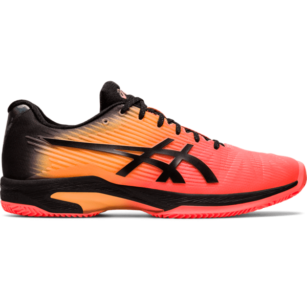 Asics Solution Speed FF L.E. Clay M 2020 (Flash Cloral/Black)