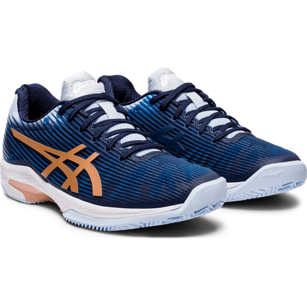 Asics Solution Speed FF Clay W 2020 (Peacoat/Rosegold)
