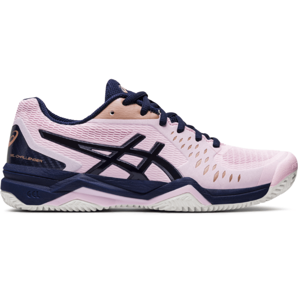 Asics Gel-Challenger 12 Clay W 2020 (Cotton Candy/Peacoat)