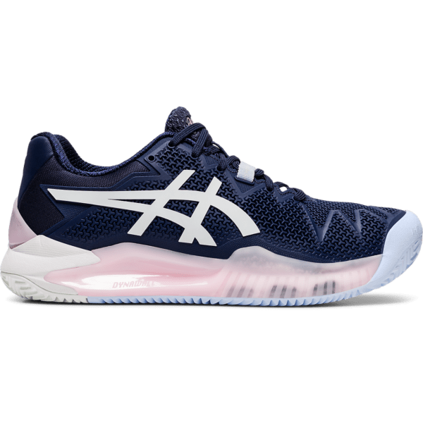 Asics Gel-Resolution 8 Clay W 2020 (Peacoat/White)