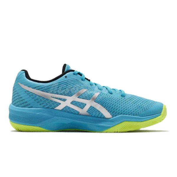 Asics Volley Elite FF W (Aquarium/Silver)