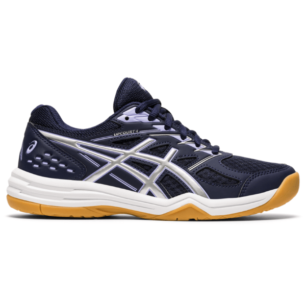 Asics Upcourt 4 W 2020 (Peacoat/Pure Silver)
