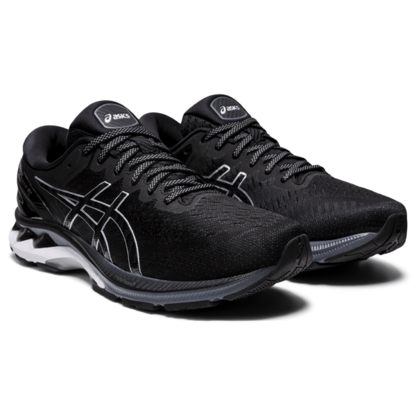 Asics Gel-Kayano 27 M 2020 (Black/Pure Silver)