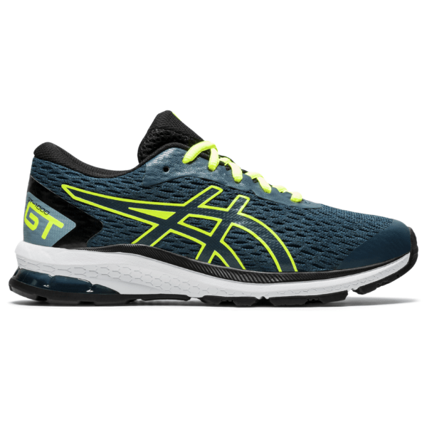 Asics GT-1000 9 GS 2020 (Magnetic Blue/Safety Yellow)