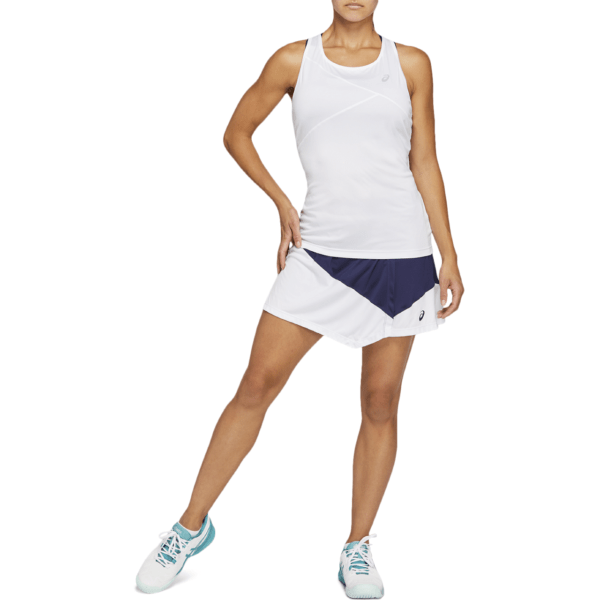 Asics Club Tank W 2020 (Brilliant White)