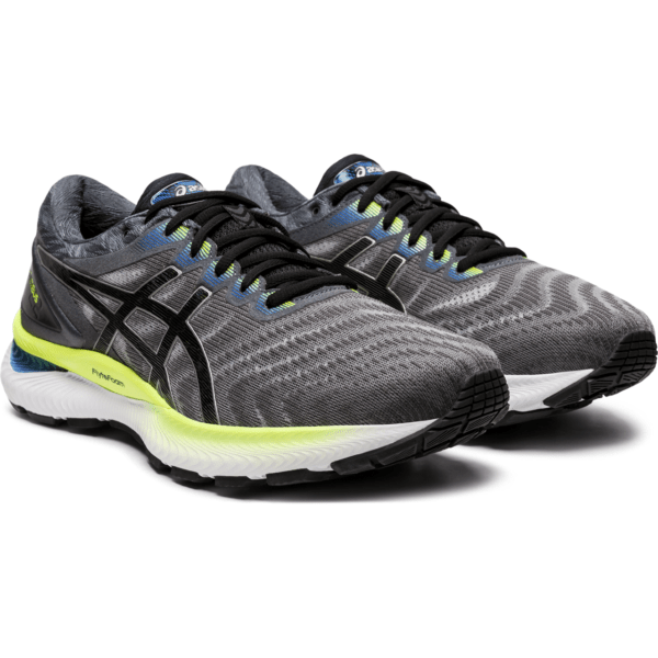 Asics Gel-Nimbus 22 M 2020 (Piedmont Grey/Black)