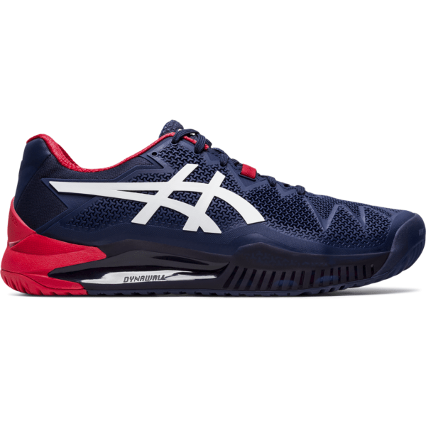 Asics Gel-Resolution 8 M 2020 (Peacoat/White)