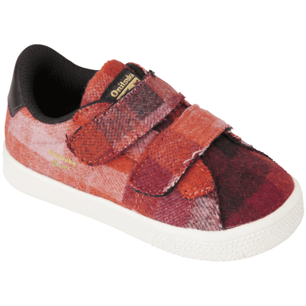 Onitsuka Tiger Lawnship TS GS (Classic Red/Classic Red)