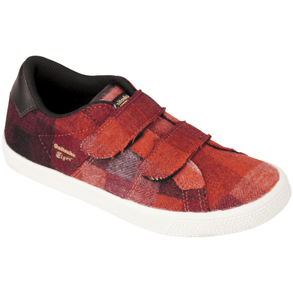Onitsuka Tiger Lawnship PS (Classic Red/Classic Red)