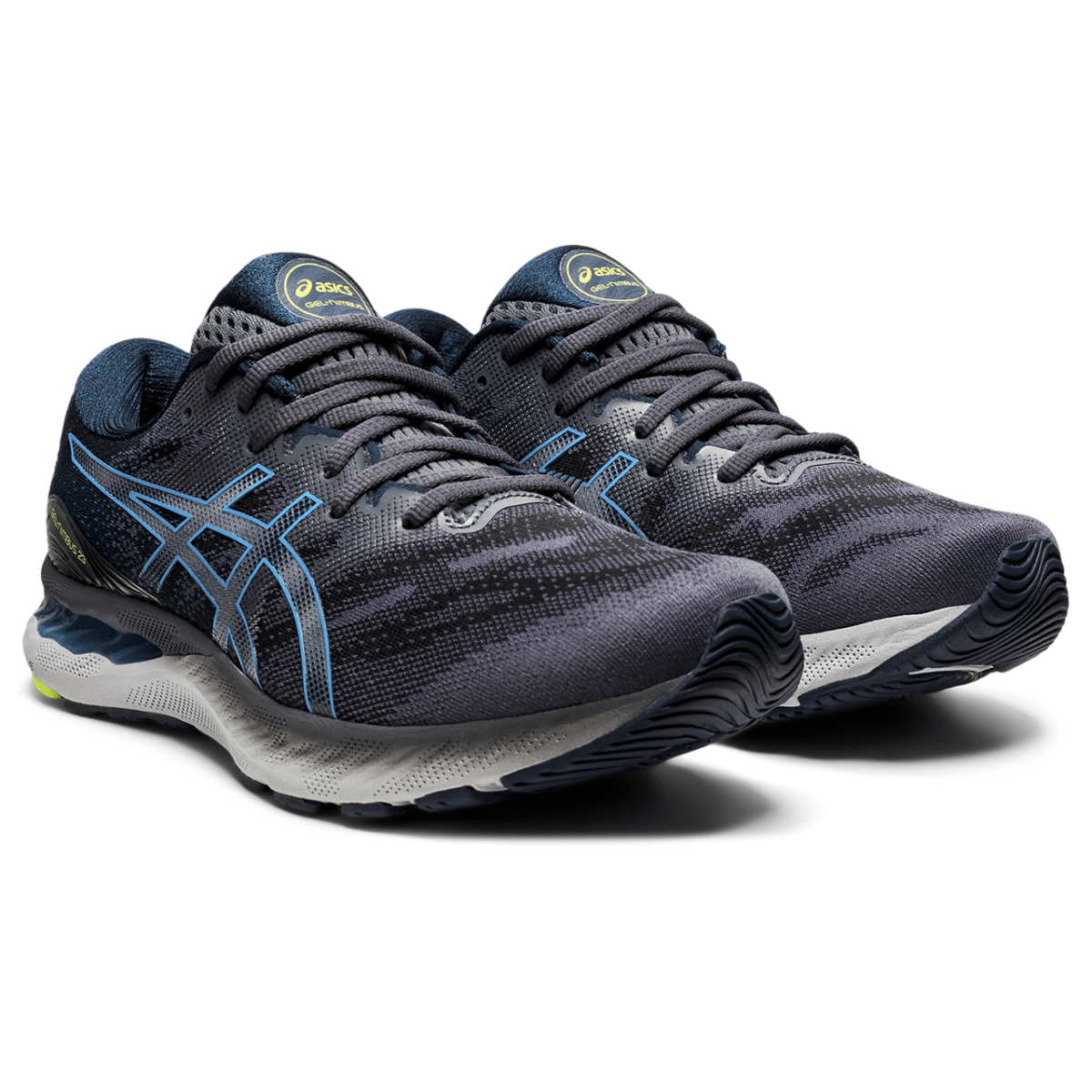 Asics Gel-Nimbus 23 M 2021 (Carrier Grey/Digital Aqua)