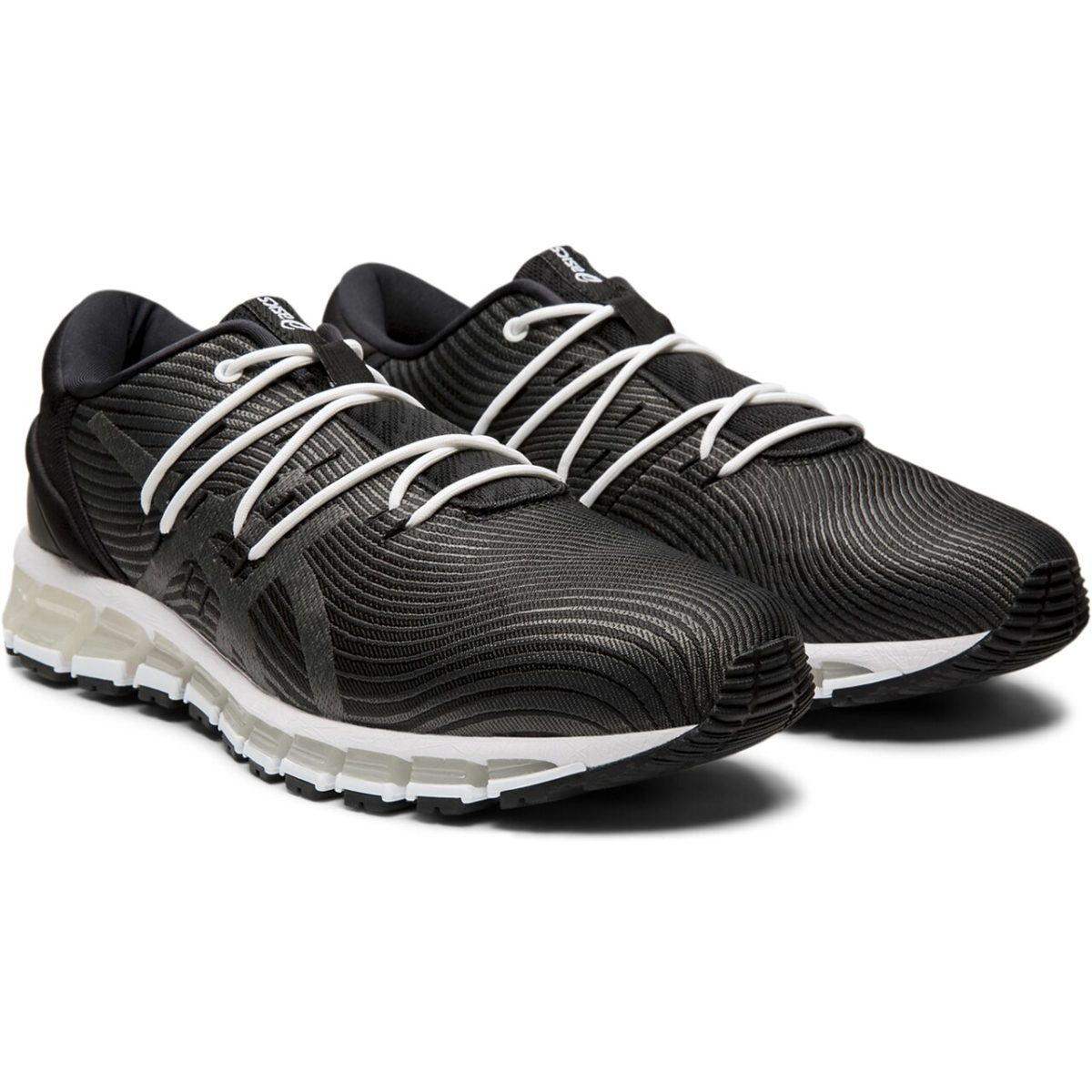 Asics Gel-Quantum 360 4 M 2020 (Black/Dark Grey)