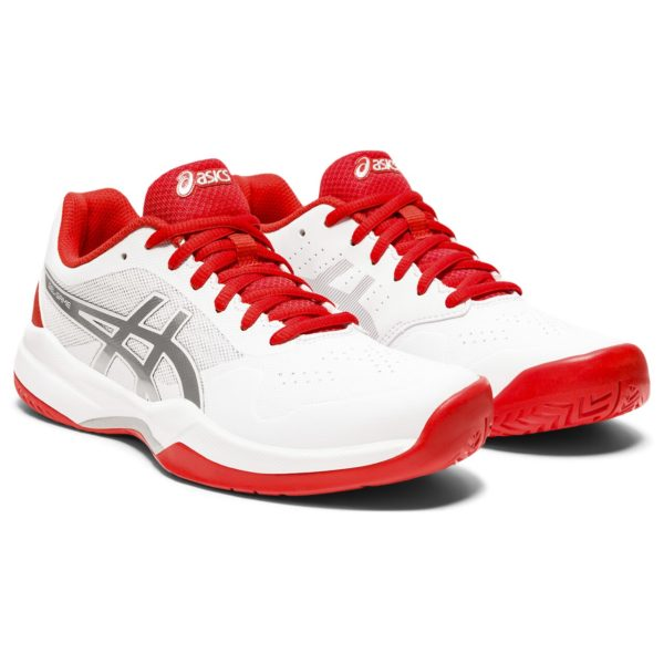 Asics Gel-Game 7 W 2020 (White/Fiery Red)