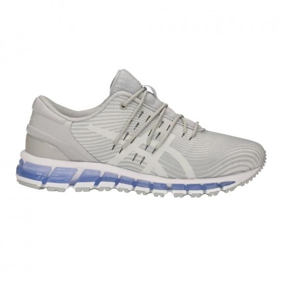 Naiste jooksujalats Asics Gel-Quantum 360 4 W (Mid Grey/Glacier Grey)