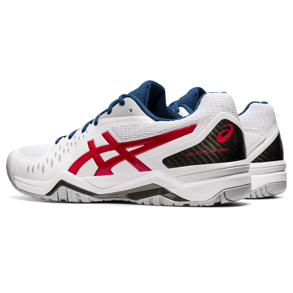 Asics Gel-Challenger 12 M 2021 (White/Classic Red)