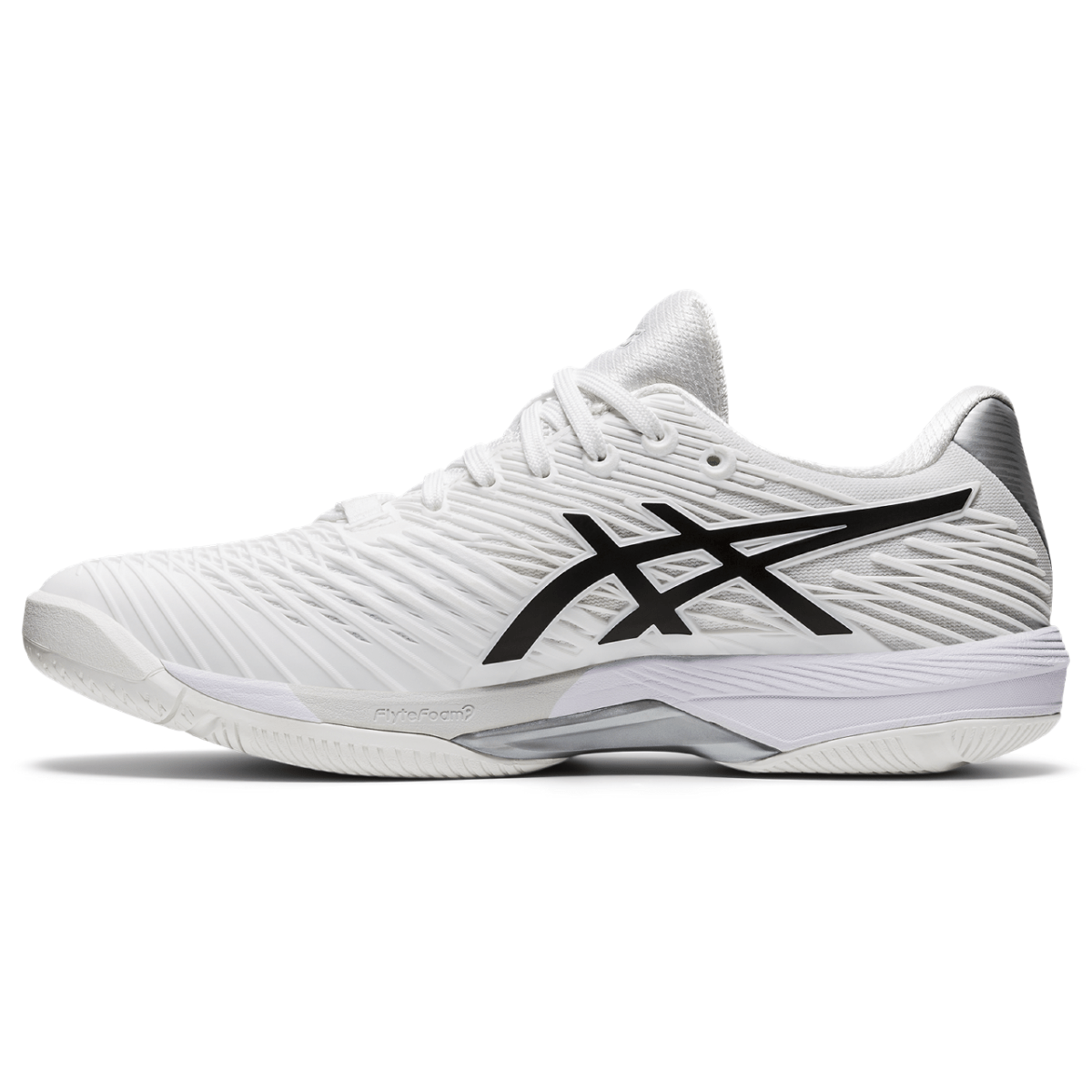 Asics Solution Speed FF 2 M 2021 (White/Black)
