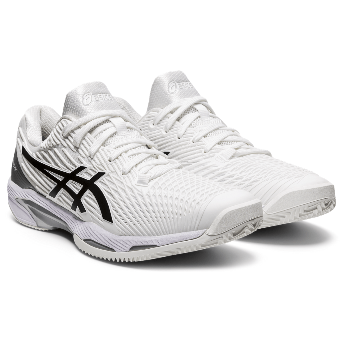 Asics Solution Speed FF 2 CLAY M 2021 (White/Black)