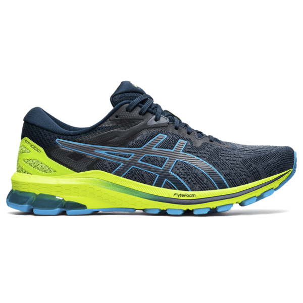Meeste jooksujalats Asics GT-1000 10 M 2021 (French Blue/Digital Aqua)