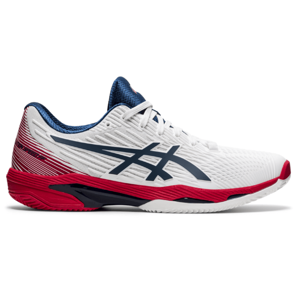Asics Solution Speed FF 2 Clay M 2021 (White/Mako Blue)