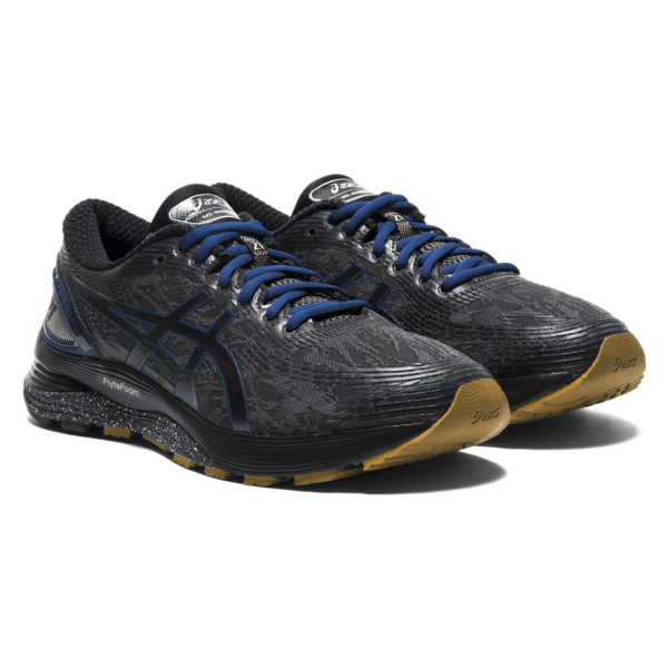 Meeste jooksujalats Asics Gel-Nimbus 21 Winterized M 2020 (Graphite Grey/Black)