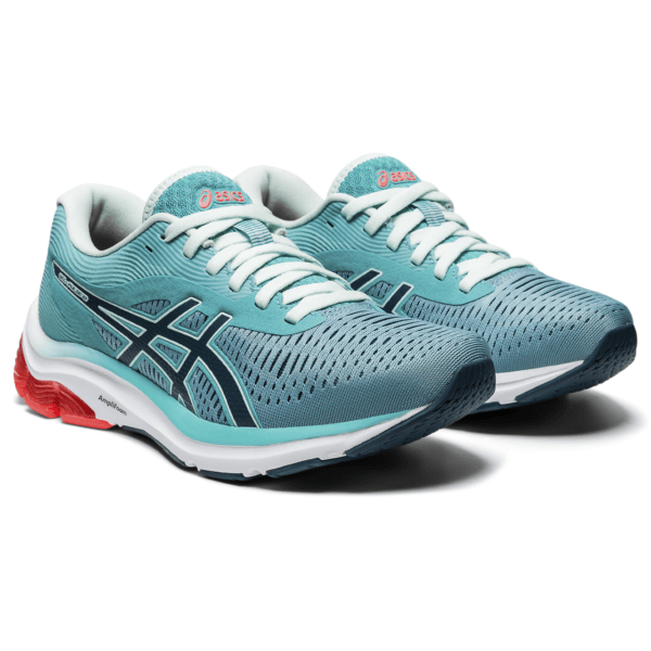 Naiste jooksujalats Asics Gel-Pulse 12 W 2020 (Techno Cyan/Magnetic Blue)