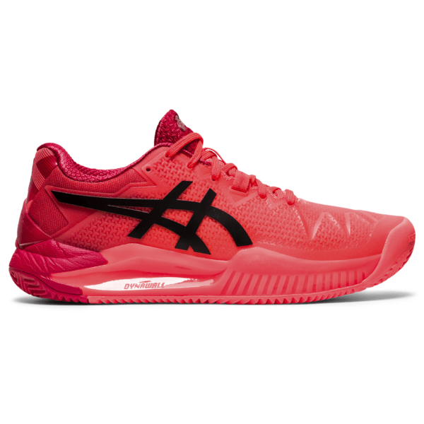 Asics Gel-Resolution 8 Clay Tokyo W 2021 (Sunrise Red/Eclipse Black)